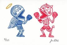 Esquelectos ....