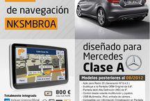 Navegador Mercedes / #Navegador para #Mercedes