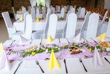 Svatební kytice / Svatba a vše kolen ní