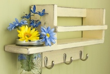 Shelving And Storage / by Lindsay Torti