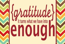 Hope, Kindness, Gratitude / A grateful heart comes through expressing gratitude to our Heavenly Father for His blessings…