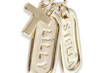 Personalized Fine Charm Jewelry