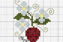 Cross Stitch Designs / by Rita Sundin