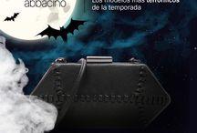 Abbacino Halloween 2014 / Ready for Halloween? Los modelos más terroríficos de la temporada ya están aquí! :)  www.abbacino.com