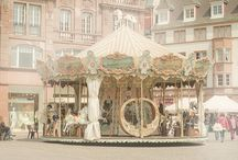 Merry go round / by Connie Fulton