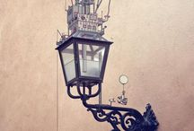 Street lighting illustrated / Illustrations and graphics about outdoor lighting