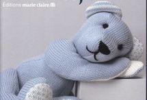 doudous tricot