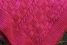 Patrones de mantas para bébé
