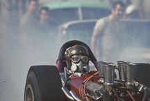 Dragracing to the moon