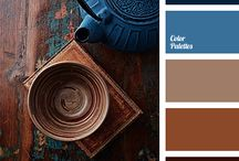 Ethnic decor / Colors and ideas for home