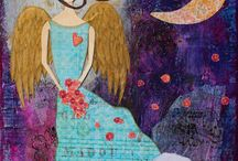 Paintings / by Jennifer Rice