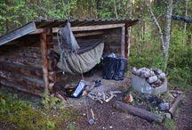 Heerlijke hutjes / Kleine behuizingen