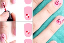 Nail Glam / by Candice Tenorio