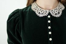 Collars. Ties.  Accesories. I LOVE