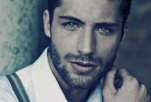 love the male facial hair