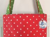 Penguin Stew / Handmade gift items - tote bags, zipper pouches, rag quilts, throw pillows, custom candy wrappers and tissue holders.