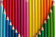 kleur / heel veel kleuren