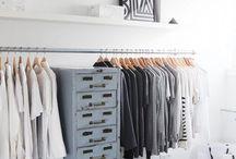 clothes & dressing room