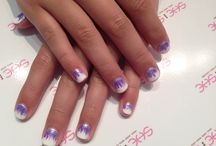 Our Work / Some of our favorite mani/pedis done by our very own She she Lovlies!