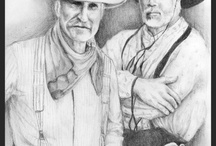 ~ lonesome dove ~ / ~just simply the best western series ever ~ / by Johnneta W. Riggs