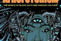 Octavia's Brood: Science Fiction Stories From Social Justice Movements / Join co-editor Walidah Imarisha for a reading and presentation about radical science fiction and social change. February 22, 7:00p @ Council Chamber / by Watzek Library
