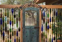 Gates, Fences & Garden Seats