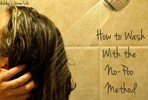 "The ""no poo"" methoed"