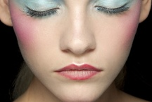 Make-me-Up / Make-up can compliment any sort of hair style.