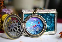 little land lockets - a new project