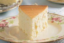 NY cheese cake (crustless)