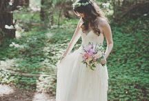 Festival & Woodland Bridal Look
