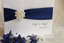 Wedding invitations / Handmade wedding invitations