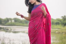 Pinkberry Modal Cotton Hand Embroidered Saree / PRICE INR 9,225/-; US$ 139.00 To buy click here https://www.eastandgrace.com/products/pinkberry-saree Featuring the Pinkberry modal cotton saree with large flower blooms hand-embroidered with pink pearls and dark green ribbonwork leaves. It comes with a purple unstitched cotton blouse material and an unstitched matching pink lycra-satin petticoat fabric. Reach us: care@eastandgrace.com #eastandgrace