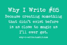 Why should you write?