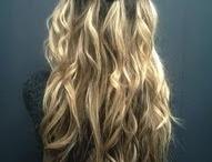 hair styles / by Ellen Davis