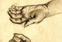 NEDERLAND / Van  Gogh Vincent (Tekeningen
