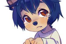 wolf children (Anime)