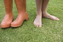 Flat feet advice