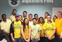 Signature Pin Team