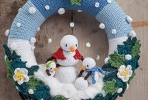 kerst / Aan de knutsel voor een mooie sfeervolle kerstmis.