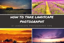 How to Take Landscape Photographs