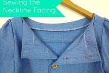 Sewing Tips, Tricks and Tutorials / by Amanda Palmer
