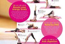 Yoga/Meditation / by Jessie Lynn Carson