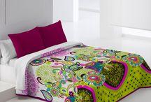 Colchas Bouti EYSA / Colchas Bouti para la decoración de tus dormitorios.