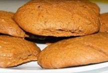 Galette et biscuit
