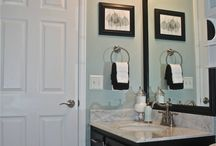 bathroom reno / by Sheri Cicero