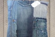 Jeans. / opdracht school