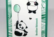 Stampin'up - Party Pandas
