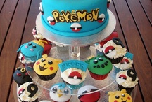 Pokemon Birthday Party / Ideas for Hunters 7th birthday