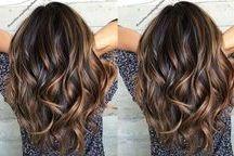 Cheveux_ Brun